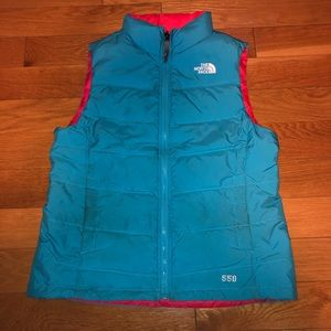 Girl's The North Face 550 Vest